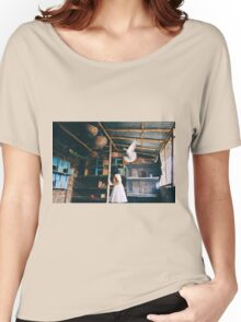 her birds Women's Relaxed Fit T-Shirt