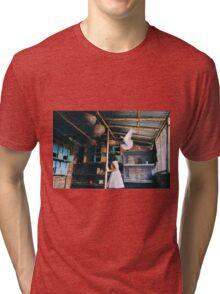 her birds Tri-blend T-Shirt