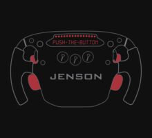 Push the - Jenson - Button (black) by Tom Clancy