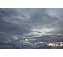 Nigh Sky 4  Photographic Print
