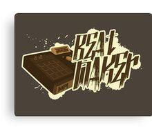 Beat Maker#1 [workart] Canvas Print
