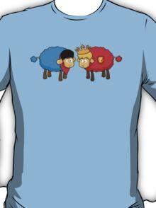 Merlin and Arthur Sheep Edition T-Shirt