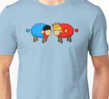 Merlin and Arthur Sheep Edition Unisex T-Shirt