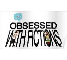 Obsessed with fictions // Born This Way Poster