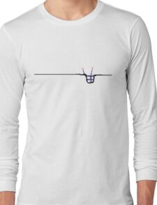Hell's Gate Wall Version 1 Long Sleeve T-Shirt
