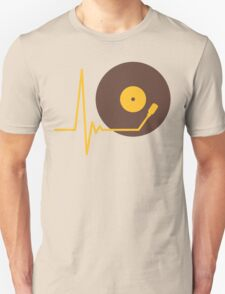 Music Pulse DJ Vinyl T-Shirt