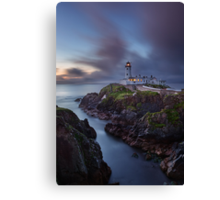 Fanad Twilighthouse Canvas Print
