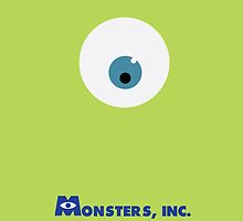 Monsters, inc. by trilac