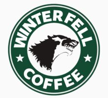 Winterfell Coffee by reversesquats