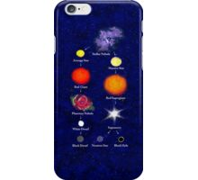 The Life of a Star iPhone Case/Skin
