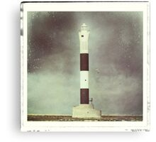 Dungeness 'New' Lighthouse Metal Print