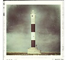 Dungeness 'New' Lighthouse Photographic Print