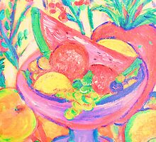 Just Plain Fruity by artqueene
