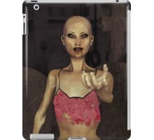 Zombie Seductress iPad Case/Skin