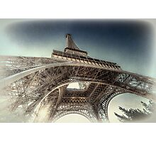 The Eiffel Tower - Paris Photographic Print