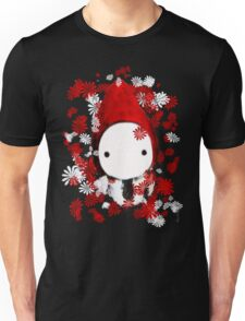 Poppet and Flowers Unisex T-Shirt