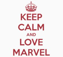 Love Marvel by LiquidSugar
