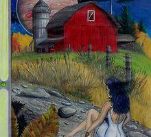Twilight On Callisto by Jedro