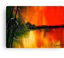 Sonnet... Canvas Print