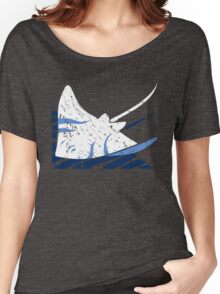 Blue Stingrays Women's Relaxed Fit T-Shirt