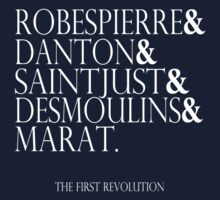 The First Revolution by crispians
