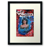High Priestess Framed Print