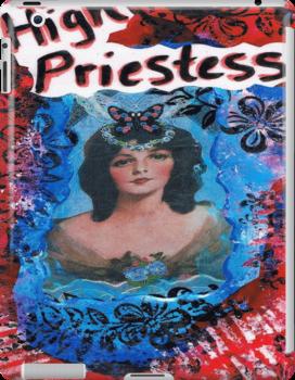 High Priestess by Teca Burq