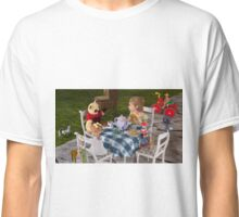 The Toy Tea Party Classic T-Shirt
