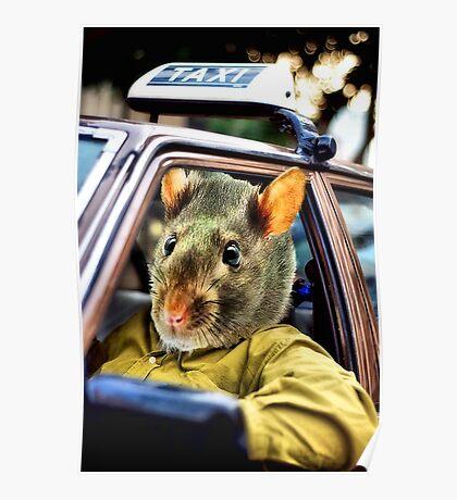 Rattataxi Poster