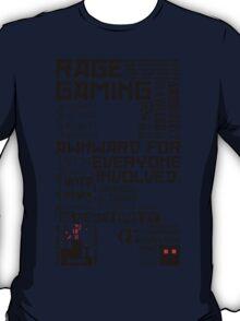 Rage Medley - Black T-Shirt