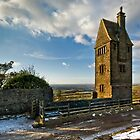 The Pigeon Tower by Steve  Liptrot