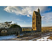 The Pigeon Tower Photographic Print