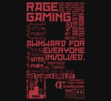 Rage Medley - Red T-Shirt