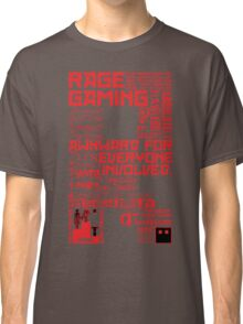 Rage Medley - Red Classic T-Shirt