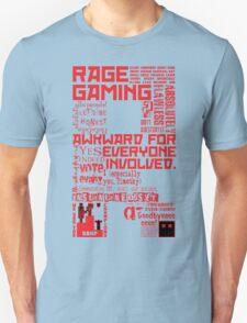 Rage Medley - Red Unisex T-Shirt