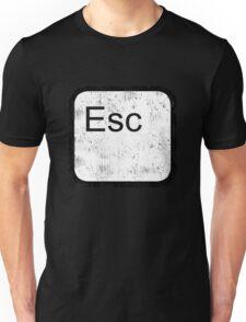 Tomb Escape Key Raider - Dark Unisex T-Shirt