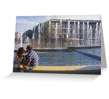 Amore Firenze Greeting Card