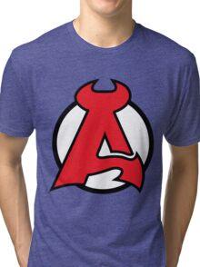 Albany Devils Tri-blend T-Shirt