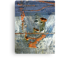 The Man With the Tam Canvas Print