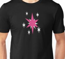 My little Pony - Twilight Sparkle Cutie Mark V3 Unisex T-Shirt