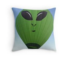 Early Drones in NM Throw Pillow