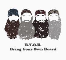 Bring Your Own Beard by Adaline Kendrick