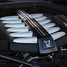 Rolls Royce V12 by Gstudio