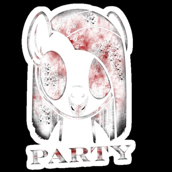 "Pinkamena ""Party"" by Austin673"