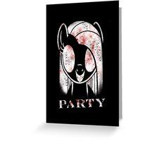 "Pinkamena ""Party"" Greeting Card"