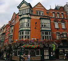 O'Neill's Bar in Dublin by Ren Provo