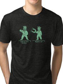 Heisenberg and Jesse Tri-blend T-Shirt
