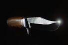 Bowie Knife by Nigel Bangert