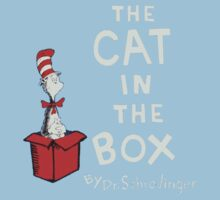 Dr Shrodinger's Cat in the box Dr Seuss cat in the hat by macewind