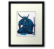 Blade Of The Ronin Framed Print